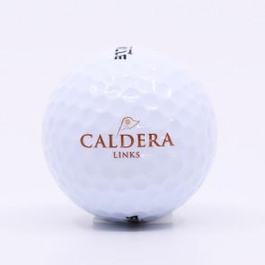 Caldera Logo Ball
