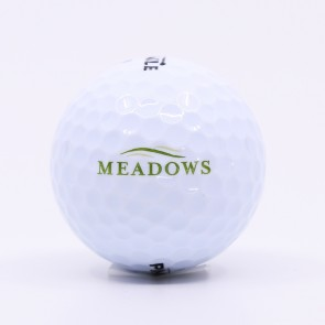 Meadows Logo Ball