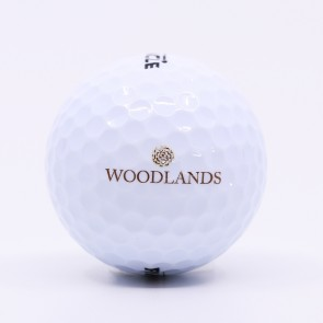 Woodlands Logo Ball