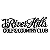 River Hills Golf Club: Color Coordinate for items with embroidery