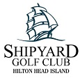 Shipyard Golf Club Logo: Color Coordinate for items with embroidery