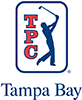TPC Tampa Bay Logo: Color Coordinate for items with embroidery